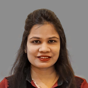Ms Astha Jain